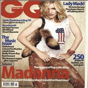 Click here for more info about 'Madonna - GQ'