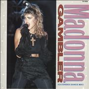Click here for more info about 'Madonna - Gambler'