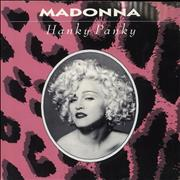 Click here for more info about 'Madonna - Hanky Panky - Wide'