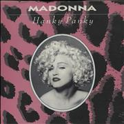 Click here for more info about 'Madonna - Hanky Panky - paper sleeve'