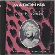 Click here for more info about 'Madonna - Hanky Panky'