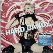 Click here for more info about 'Madonna - Hard Candy [US] - Sealed'