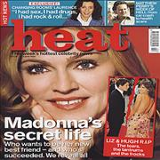 Click here for more info about 'Madonna - Heat - June 2000'