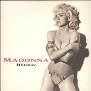 Click here for more info about 'Madonna - Holiday - Bikini Sleeve'