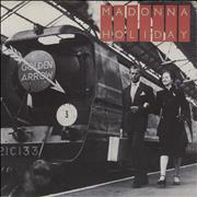 Click here for more info about 'Madonna - Holiday - French Injection + Train Sleeve'