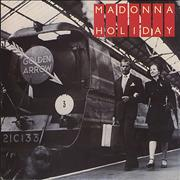 Click here for more info about 'Madonna - Holiday - Solid - Train Card Sleeve'