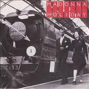 Click here for more info about 'Madonna - Holiday - Solid - Train Paper Sleeve'