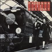 Click here for more info about 'Madonna - Holiday - Train Sleeve'