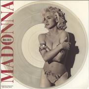 Click here for more info about 'Madonna - Holiday '91'