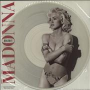 Click here for more info about 'Madonna - Holiday 91'