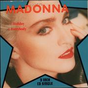 Click here for more info about 'Madonna - Holiday'