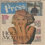 Click here for more info about 'Madonna - Houston Press'