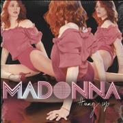 Click here for more info about 'Madonna - Hung Up - 6-track - Sealed'