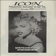 Click here for more info about 'Madonna - Icon - Issue 6'