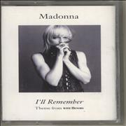 Click here for more info about 'Madonna - I'll Remember'