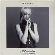 Click here for more info about 'Madonna - I'll Remember - Injection + Glossy Sleeve'