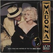 Click here for more info about 'Madonna - I'm Breathless - EX'