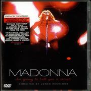 Click here for more info about 'Madonna - I'm Going To Tell You A Secret - DVD Case Edition'