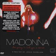 Click here for more info about 'Madonna - I'm Going To Tell You A Secret'