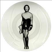 Madonna Interview - Basque Pic - Uncut UK uncut picture disc Promo