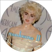 Click here for more info about 'Madonna - Interview II - Picture Disc'
