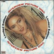 Click here for more info about 'Madonna - Interview Picture Disc + Sleeve'