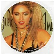 Click here for more info about 'Madonna - Interview Picture Disc'