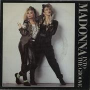 Click here for more info about 'Madonna - Into The Groove - Injection + Paper Sleeve'