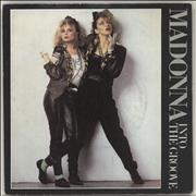 Click here for more info about 'Madonna - Into The Groove - Solid - P/S'