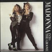 Click here for more info about 'Madonna - Into The Groove - Solid + Paper Sleeve'