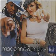 Click here for more info about 'Madonna - Into The Hollywood Groove - Sealed'