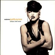 Click here for more info about 'Madonna - Justify My Love'
