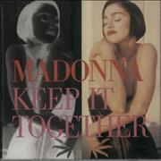 Click here for more info about 'Madonna - Keep It Together'