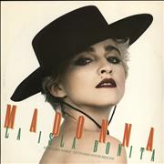 Click here for more info about 'Madonna - La Isla Bonita + Sleeve'