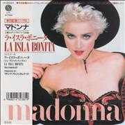 Click here for more info about 'Madonna - La Isla Bonita - 2nd Sleeve Variant'