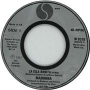 Click here for more info about 'Madonna - La Isla Bonita - Jukebox'