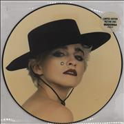 "Madonna La Isla Bonita - Tea Stained UK 12"" picture disc"