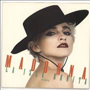 Click here for more info about 'Madonna - La Isla Bonita - Solid - Card Sleeve'