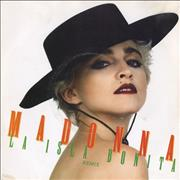 Click here for more info about 'Madonna - La Isla Bonita - Solid + Paper Sleeve'