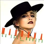 Click here for more info about 'Madonna - La Isla Bonita - Inj - Card Sleeve'