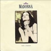 Click here for more info about 'Madonna - Like A Prayer + Press Release'