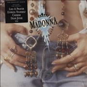 Click here for more info about 'Madonna - Like A Prayer - Four-song Stickered Sleeve'