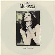 Click here for more info about 'Madonna - Like A Prayer - Glossy Sleeve'