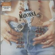 Click here for more info about 'Madonna - Like A Prayer - Red Vinyl + Sealed'