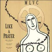 Click here for more info about 'Madonna - Like A Prayer - Remix - 'Titles' sleeve'
