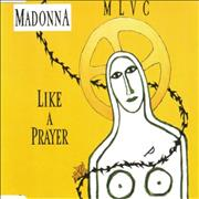 Click here for more info about 'Like A Prayer - Remixes - Yellow'