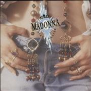 Click here for more info about 'Madonna - Like A Prayer - Scented Inner + Aids Insert'
