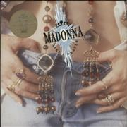 Click here for more info about 'Madonna - Like A Prayer - Stickered Sleeve'