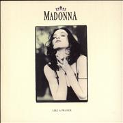 Click here for more info about 'Madonna - Like A Prayer - Card Sleeve'