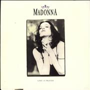 Click here for more info about 'Madonna - Like A Prayer - pr copy'